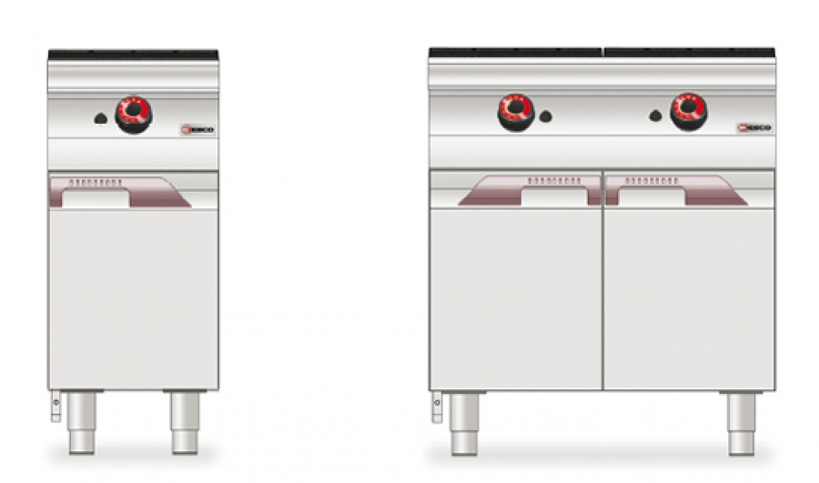 Friteuses Desco 900